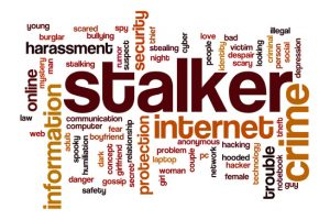 Stalker word cloud